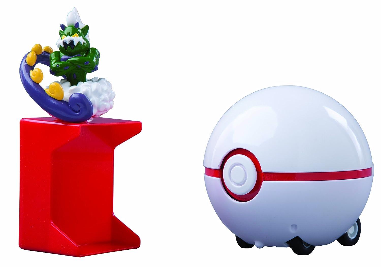 Amazon TOMY Pokemon Catch N Return Pokeball