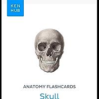 Anatomy flashcards: Skull: Learn all bones on the go (Kenhub Flashcards Book 56) (English Edition)