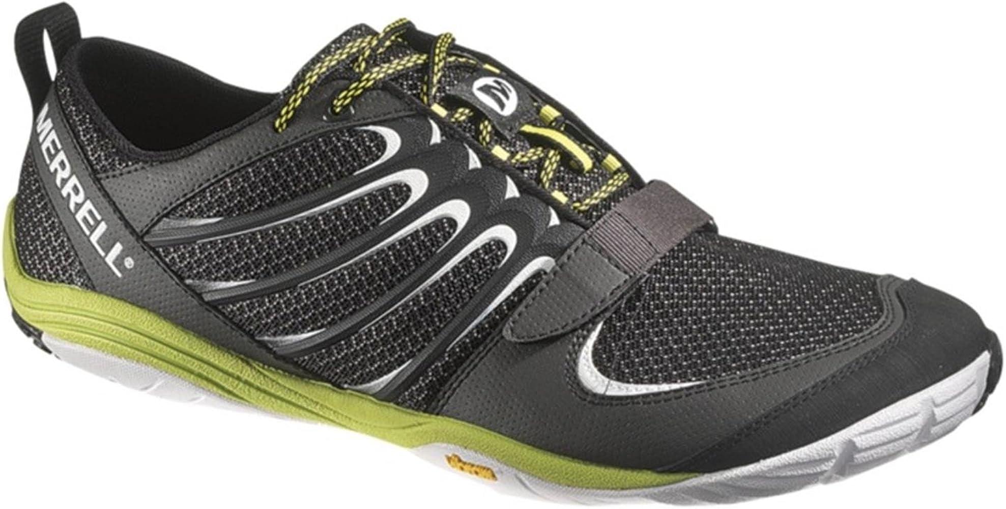 Merrell Hammer Glove - Zapatillas de Running, Negro (Carbón), 45 ...