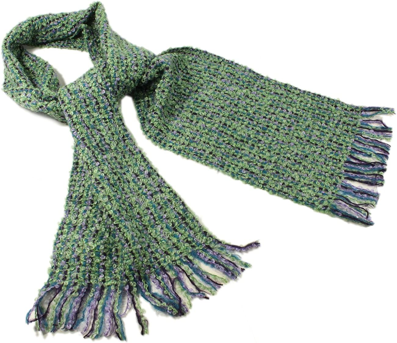 Supersoft Irish Scarf Mohair /& Viscose Made in Ireland