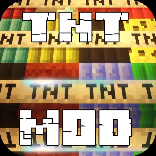 Mods: TNT Pro (Pocket Mods)