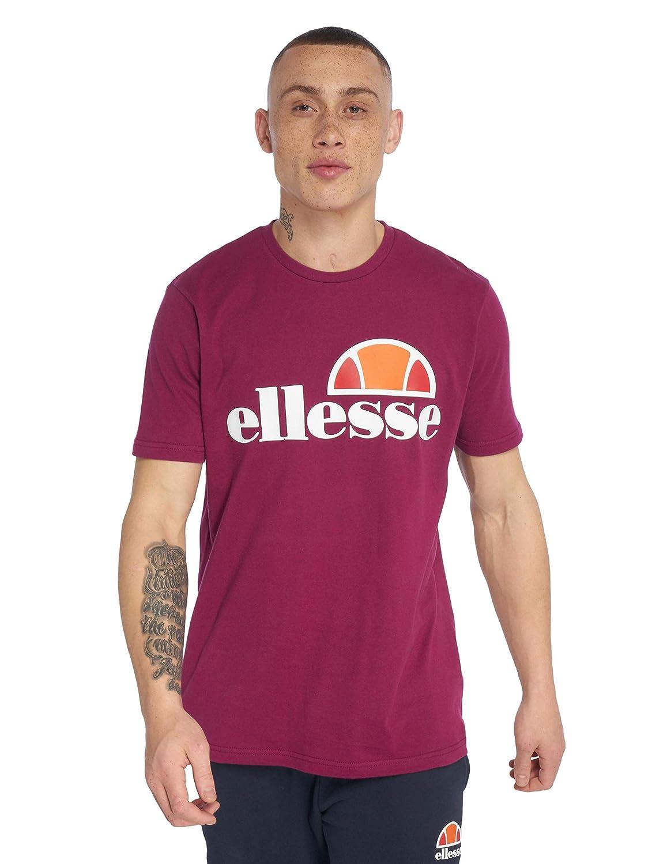 60c6233f ellesse Prado Mens T-Shirt in Purple | Amazon.com