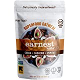 Earnest Eats Superfood Hot Cereal with Quinoa, Oats & Amaranth Mayan Blend, 75.6 Ounce (Pack of 6)