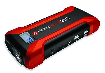 ELECTROMEM Zeus - Arrancador de batería Profesional portátil ...