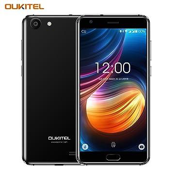 Teléfono Móvil - OUKITEL K10 - Smartphone Libre Pantalla FHD de 6 ...