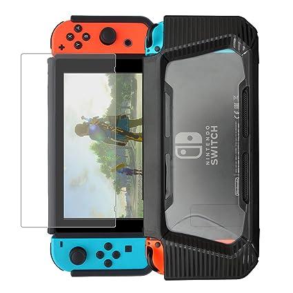 zttoc Nintendo Switch Gaming Protective Case/Carcasa/Funda ...