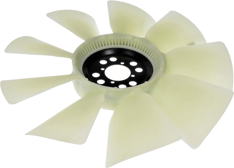 Dorman Engine Radiator Cooling Fan Blade for Dodge Ram Pickup Truck