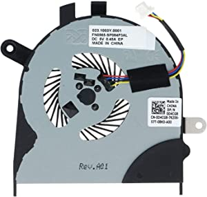 CPU Cooling Fan for Dell Inspiron 13 7353 7359 7453 P57G i7353 i7359 0D4CG8 D4CG8 023.1003Y.0001
