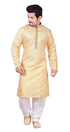 3598fffdfd Men's Indian LIGHT GOLD Sherwani Kurta salwar kameez for Bollywood theme &  Wedding party shops Birmingham