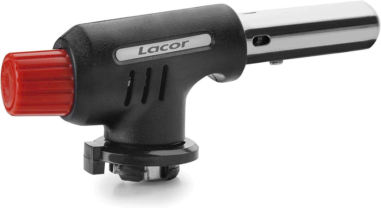 Lacor - 68968 - Soplete de cocina, Cabezal Soplete de Gas ...