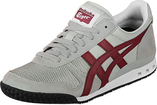 the latest e4596 6b09b Onitsuka Tiger Ultimate 81 Shoes mid Grey/Burgundy: Amazon ...