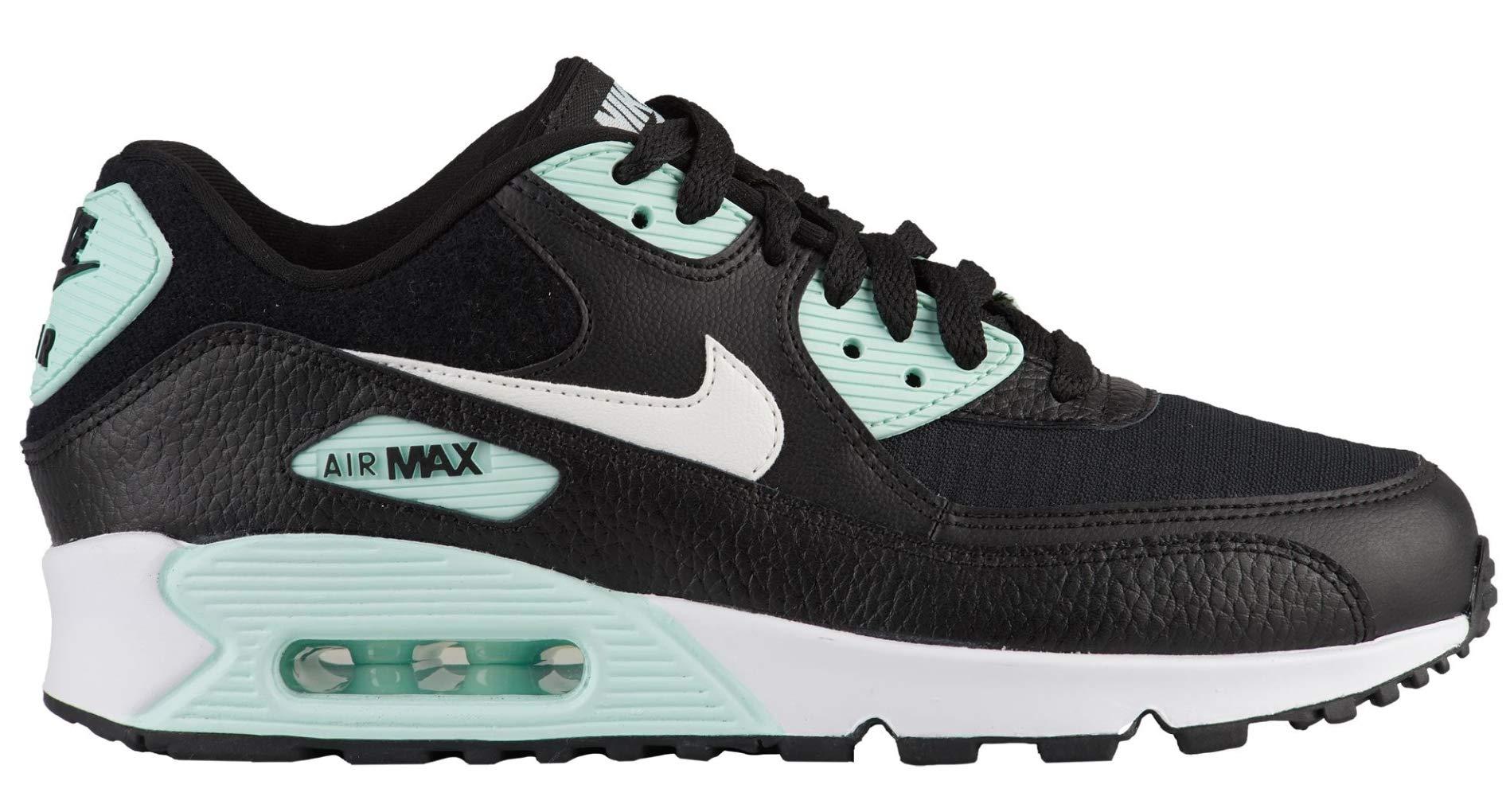 reputable site 8e5c7 7a62f Galleon - NIKE Women s Air Max Axis Running Shoe, Black Summit  White Igloo White, 11