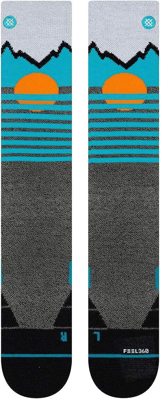 Stance Dawn Patrol Socks Blue