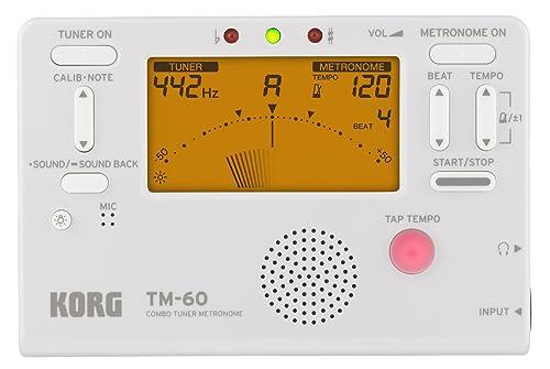 Korg Tuner TM60WH