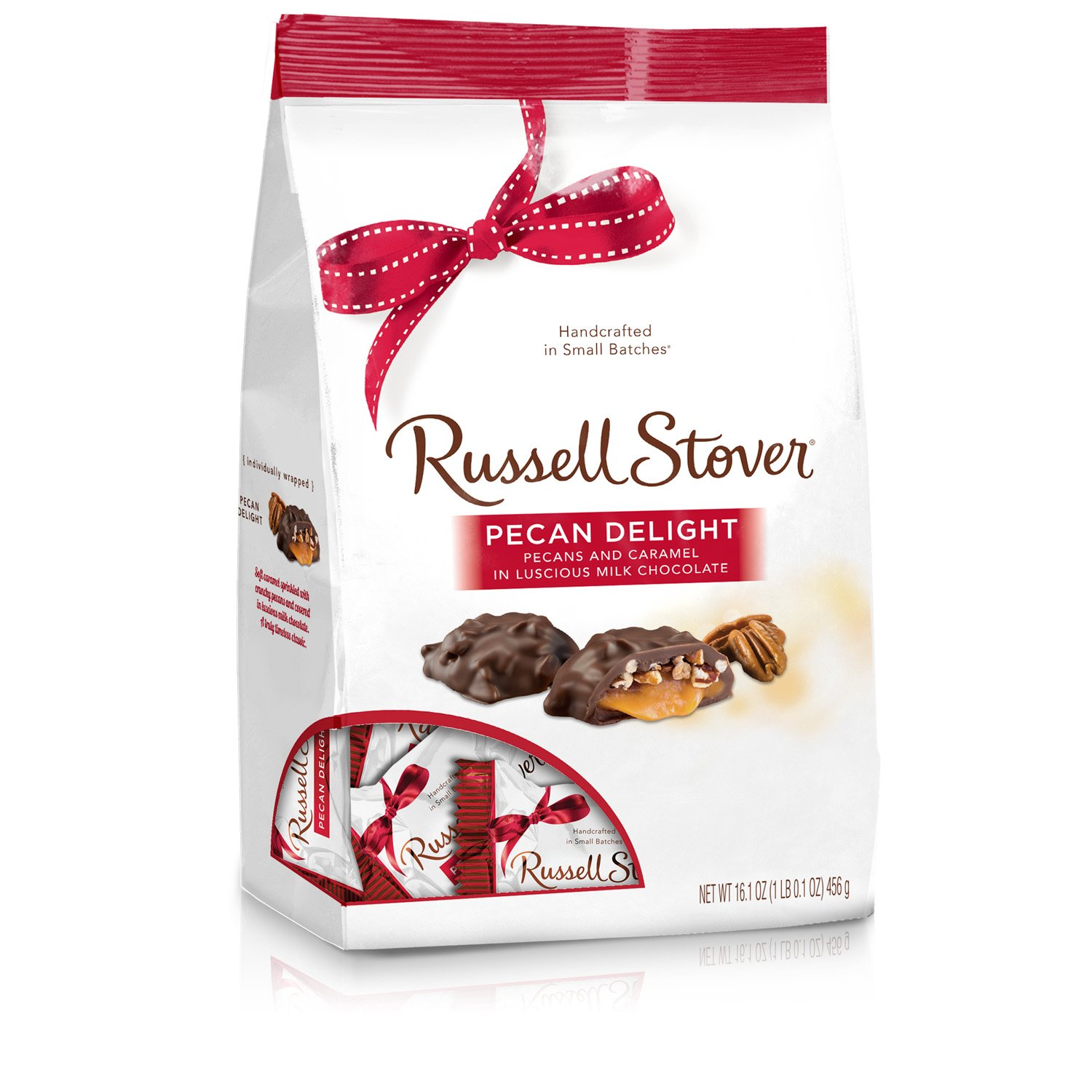 Russell Stover Pecan Delights, 16.1 Ounce Bag (4 Count)