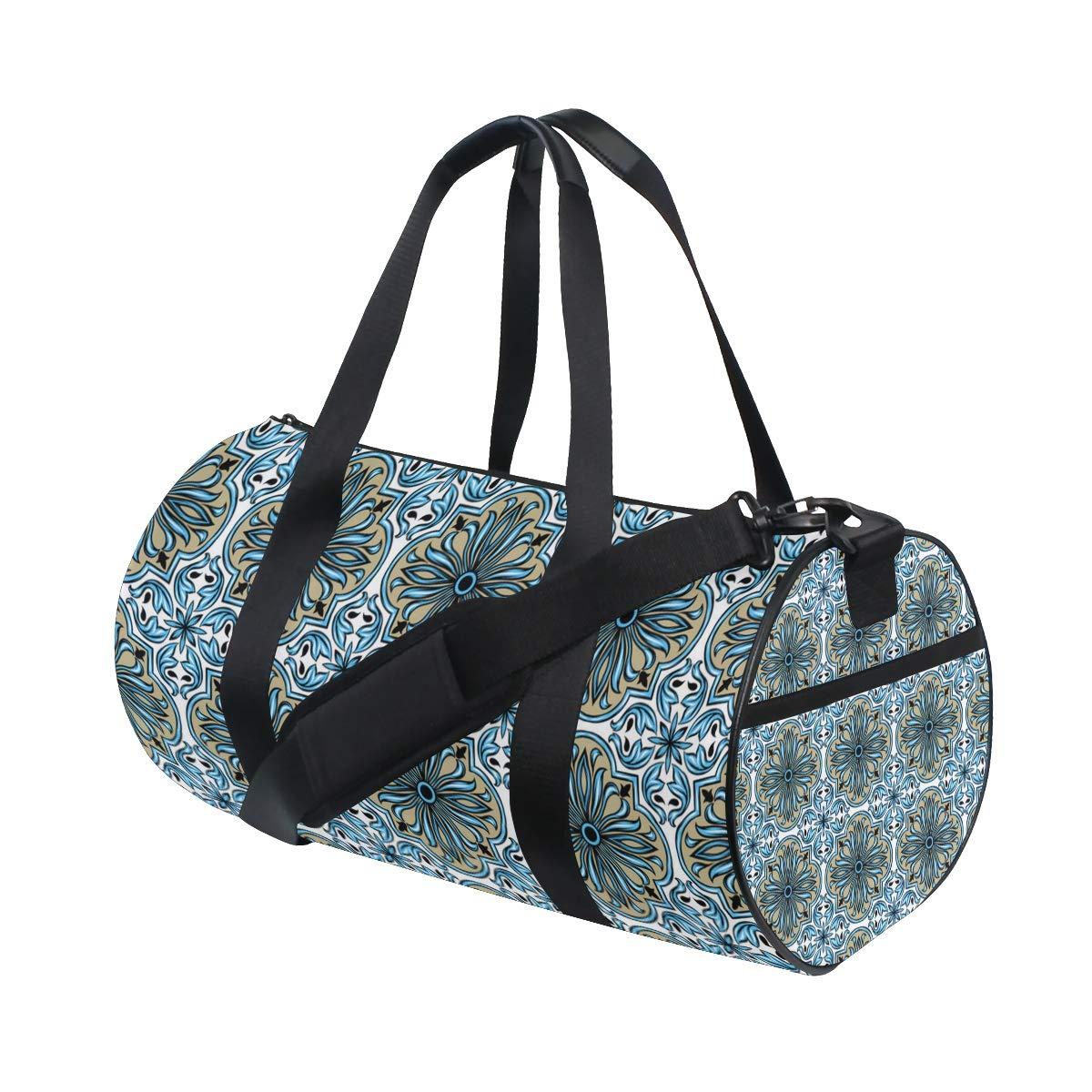 Typical Ancient Ceramic PictureWaterproof Non-Slip Wearable Crossbody Bag fitness bag Shoulder Bag