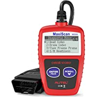 $22 » Autel MS309 Universal OBD2 Scanner Check Engine Fault Code Reader, Read Codes Clear Codes,…