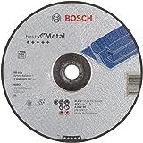 Bosch 2 608 603 531 Trennscheibe gekröpft Best for Metal A 30 V BF, 230 mm, 2.5 mm, 1 Stück
