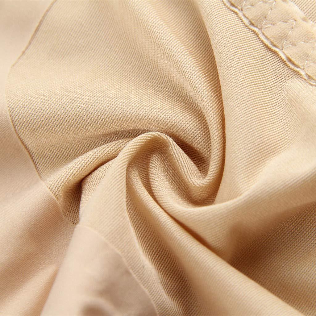 Mymyguoe Mujer Talladora Pantal/ón sin Costuras para Dar Forma al Cuerpo Control Corporal Slim Body Tummy Shapewear Corset Pantalones de Cintura Alta Ropa Interior