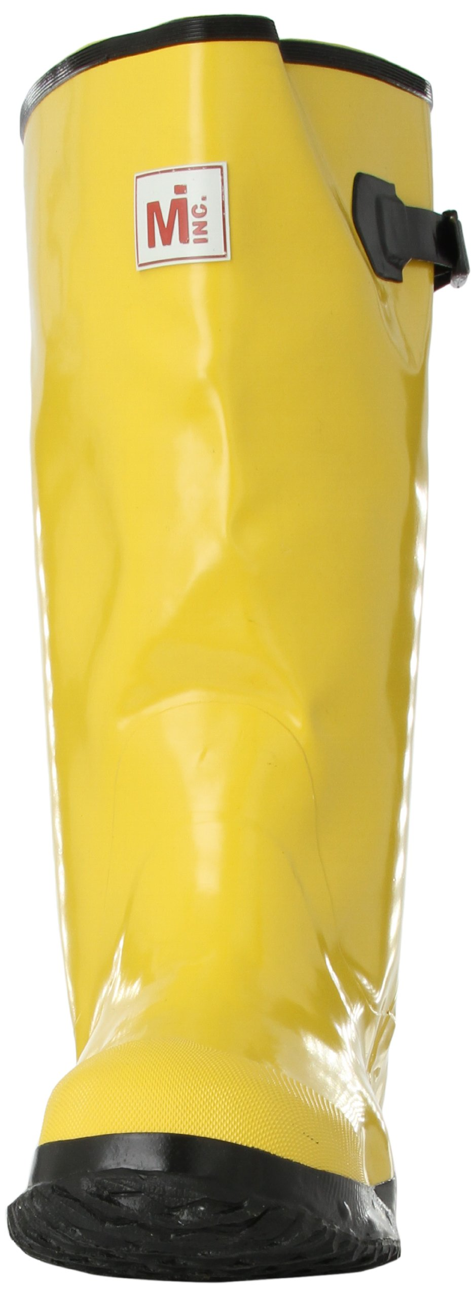 Mutual 14500 Extra Wide Over-The-Shoe Work Slush Boot, 17'' Height, Size 14, Yellow by Mutual Industries (Image #4)