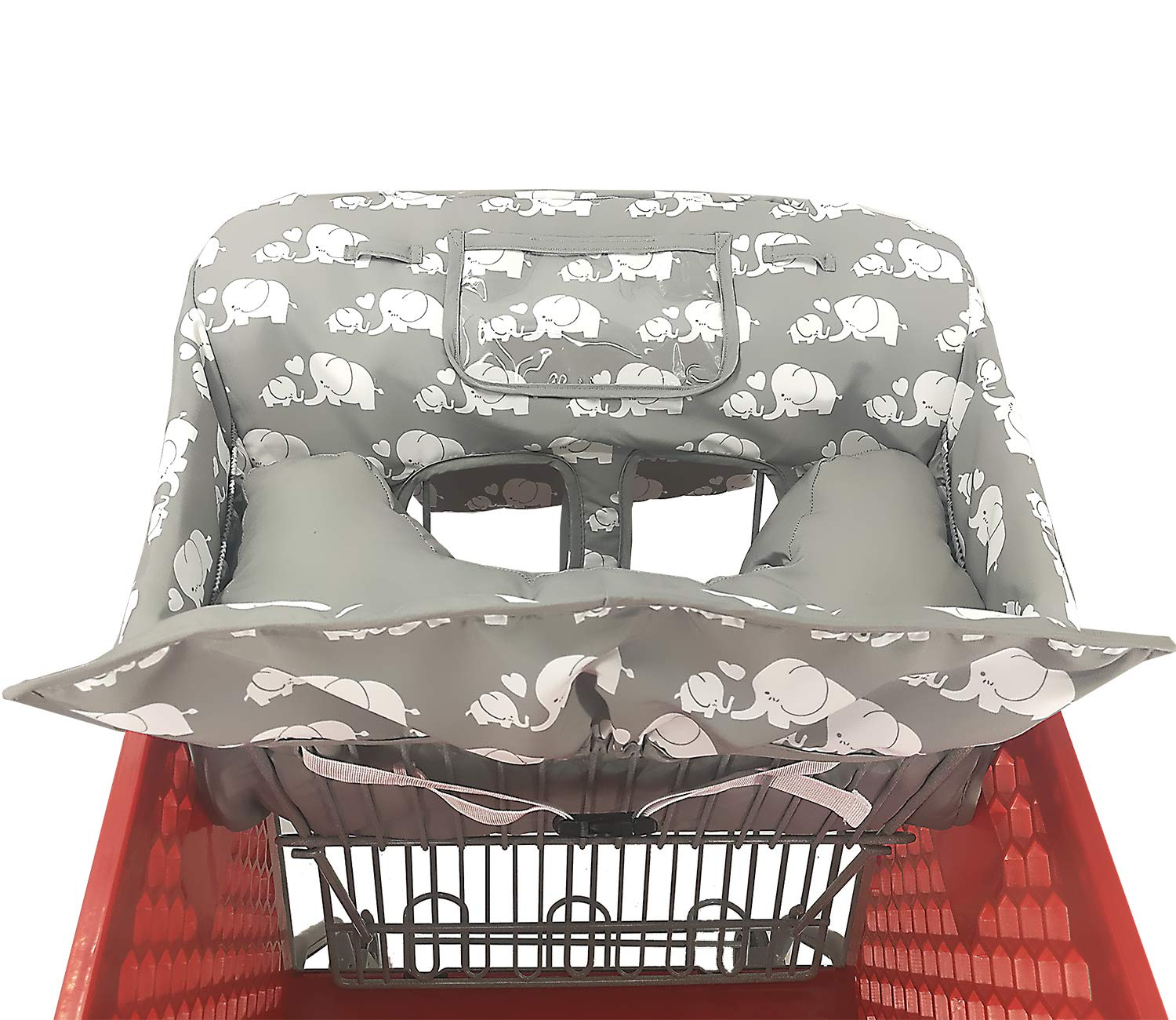 top rated shopping cart cover