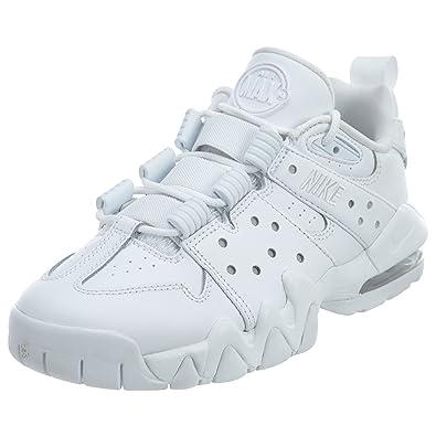 cdae8ea676 Amazon.com | Nike Air Max CB 94 Low Big Kids (GS) Shoes White/White ...