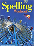 SPELLING WORKOUT HOMESCHOOL BUNDLE LEVEL G COPYRIGHT 2002