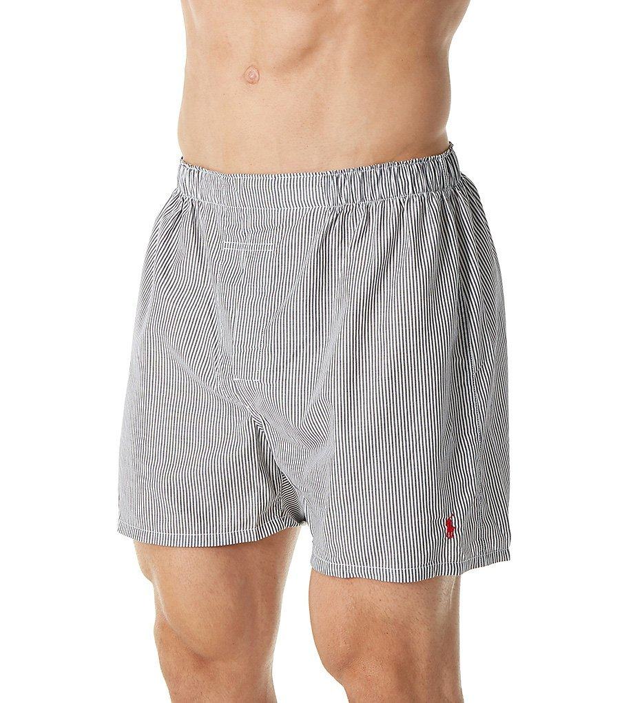 Ralph Fit Boxers Classic Polo Pack Lauren 3 Mens SVUzMp