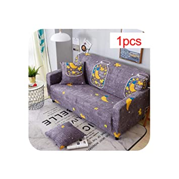 Amazon.com: Elastic Spandex Stretch Polyester Living Room ...