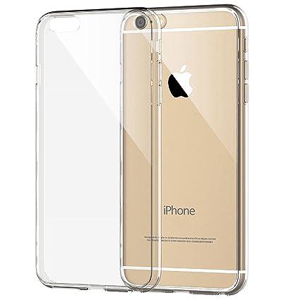 Amazon.com: Cellto Premium iPhone 6 Slim Fit – Carcasa TPU ...