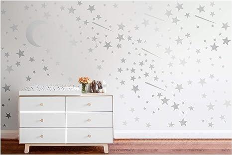 96 STARS Vinyl Wall Decals Stickers Room Decor