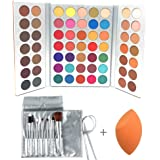 Beauty Glazed 63 Colors Eyesha...