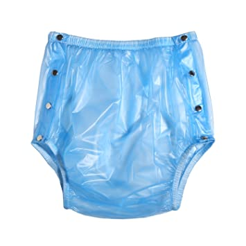 Adult incontinence plastic pants diapers pics