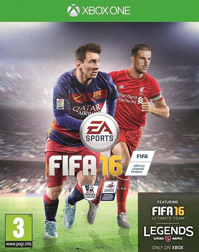Electronic Arts FIFA 16, Xbox One Xbox One vídeo - Juego (Xbox One, Xbox One, Deportes, Modo multijugador, E (para todos)): Amazon.es: Videojuegos