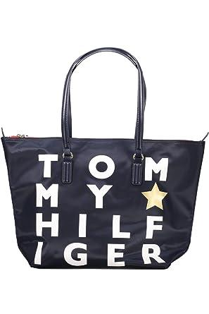 eba62d01a02ea Tommy Hilfiger Poppy Shopper navy. Für größere Ansicht Maus über das Bild  ziehen