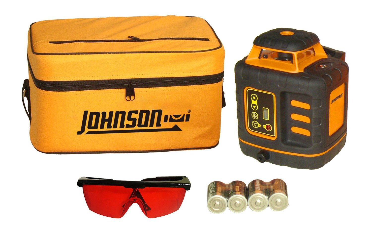 Johnson Level and Tool 40-6527 Self-Leveling Rotary Laser Level