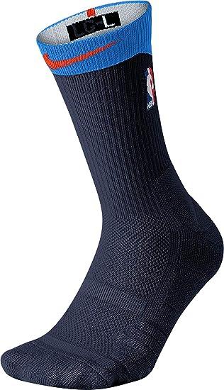 Amazon.com: Nike NBA Elite Quick Crew Calcetines de ...