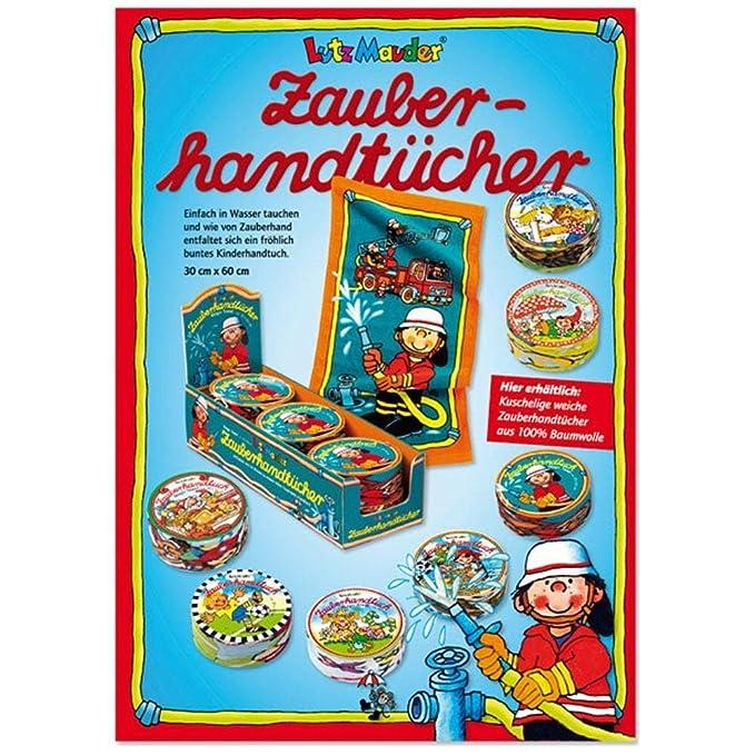 TapirElla Zauberhandtuch Rakete Lutz Mauder 40024