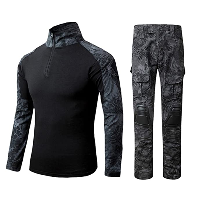 Amazon.com: youzhiwan007 ejército ropa uniforme Militar ...