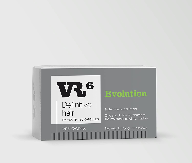 VR6 EVOLUTION 60 cápsulas