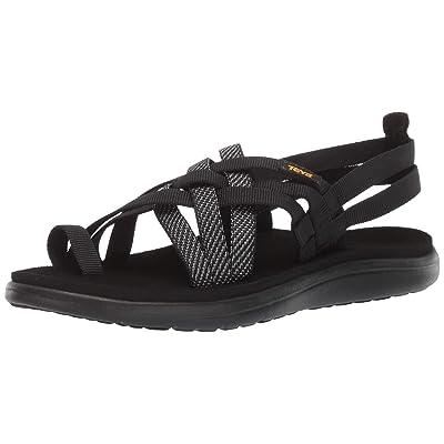 Teva Women's W Voya Strappy Flip-Flop   Sport Sandals & Slides