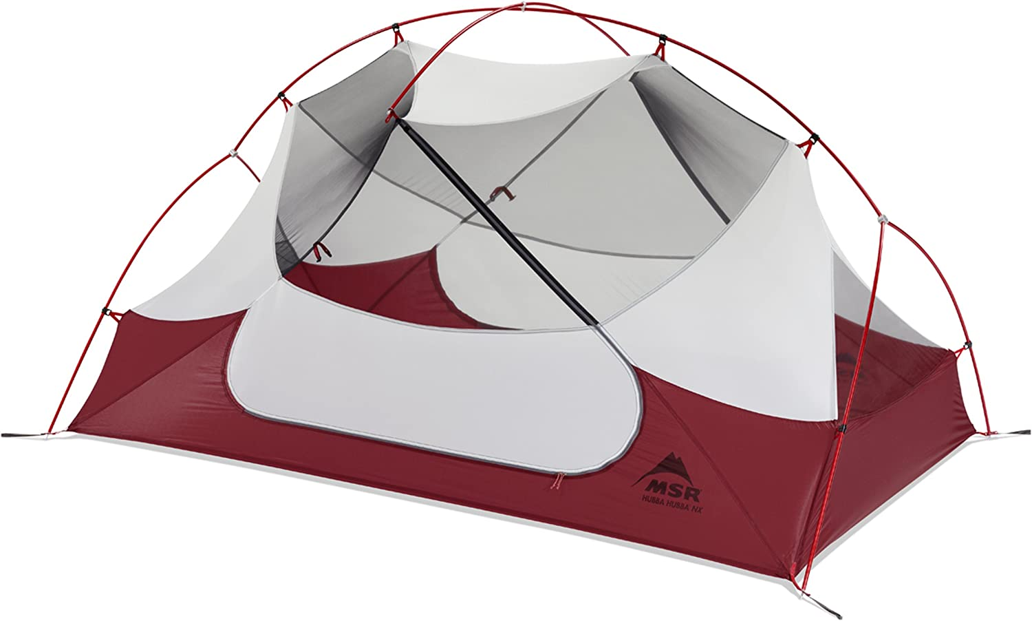MSR Hubba Hubba NX 2 Person Lightweight Backpacking Tent