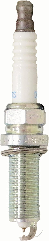 NGK 96024 ILKAR8H6 Iridium Spark Plug, Pack of 4