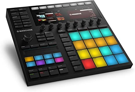 Native Instruments Maschine MK3 - Caja de ritmos: Amazon.es ...