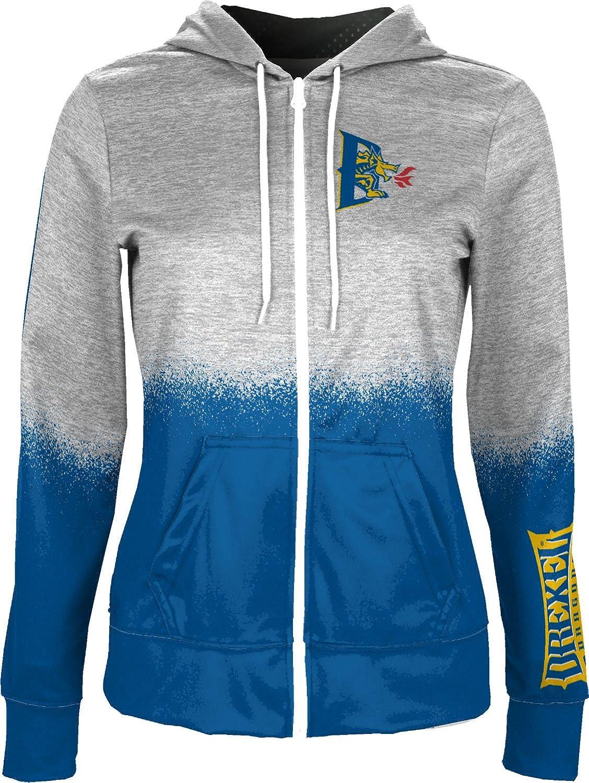 Spray Over ProSphere Drexel University Womens Zipper Hoodie School Spirit Sweatshirt