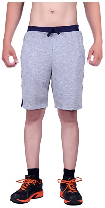 DFH Men's Cotton Shorts Shorts at amazon