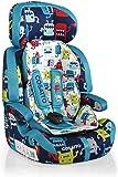 Cosatto Zoomi 123 Car Seat, Cuddle Monster 2 - Blue
