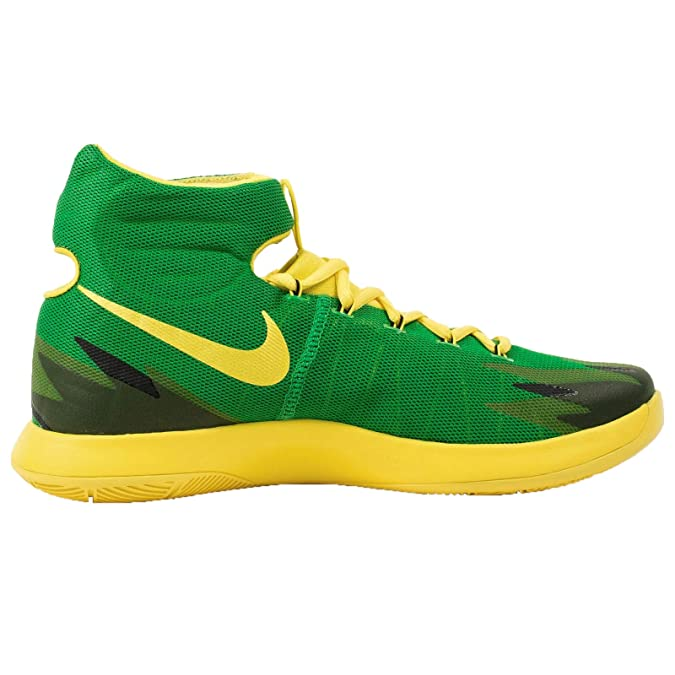 finest selection 5af6b 55480 Amazon.com   Nike Men s Zoom Hyperrev, Apple Green Yellow Strike-Black    Basketball