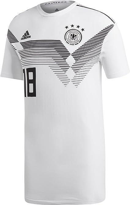 adidas 2018 deutschland grau herren