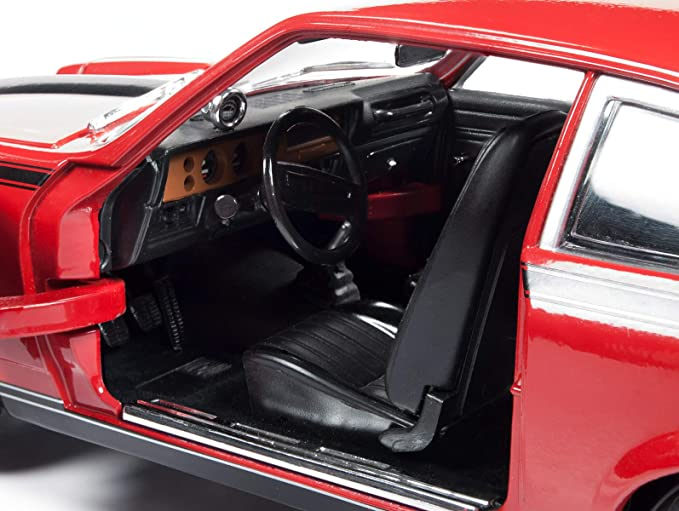 Amazon.com: 1972 Chevrolet Vega Yenko Stinger MCACN Man-O-War Red with Black Stripes Limited Edition to 1002 Pieces Worldwide 1/18 Diecast Model Car by ...